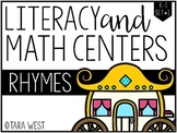 K-1 Nursery Rhymes Themed Centers *Limited Release*