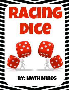 K-1 Racing Dice Game: Number Recognition and More...