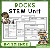 K-1 Rocks STEM Unit