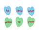 K-1 Sight Words on Heart Candy