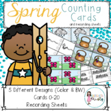 K-1 Spring Counting Center (0-20)