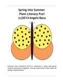 Spring into Summer Plant Literacy Fun