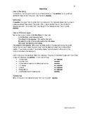 K-1 Vocabulary
