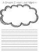 K-1 Writing Prompts- Print & Go!