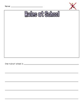 K-1 Writing Templates - huge variety of topics and supports!