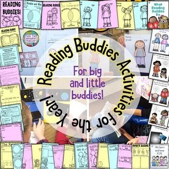 K-1 class favorites - fun reading and writing activities!