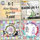 K-1 language favorites bundle - fun reading and writing ac