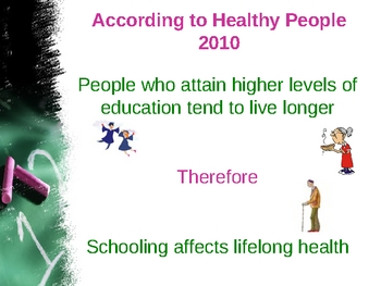 K-12 Health Standards