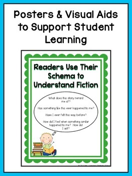 Reading Comprehension Lesson Plans for K-1 {Unit2:Background Knowledge / Schema}