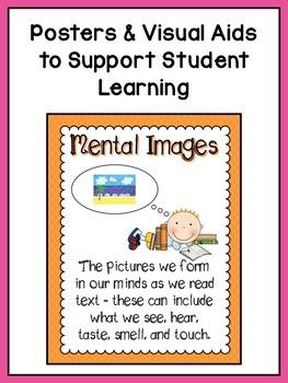 Reading Comprehension Lesson Plans for K-1 {Unit 7: Visualizing / Mental Images}