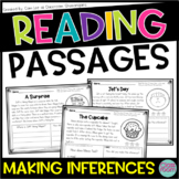 K & 1st Reading: Making Inferences Differentiated Passages SET 4