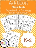 K-2 - Addition Flash Cards by Strategy