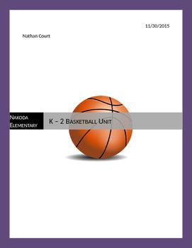 K-2 Basketball Unit
