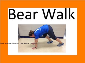 K-2 Beanbag Switch for Locomotor Movements