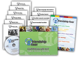 K-2: Conflict resolution, friendship lessons, character le