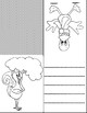 """K-2 Creative Writing & Coloring FREEBIE for """"Lifted"""""""