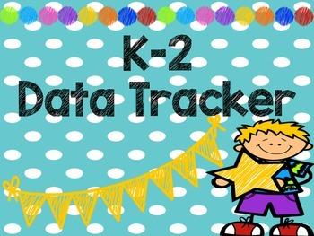 K-2 Data Tracker