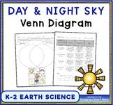 K-2 Day and Night Sky Venn Diagram FREEBIE