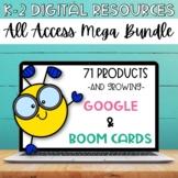 K-2 Digital Resources All Access MEGA Bundle