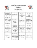 K-2 Dr. Seuss Bingo