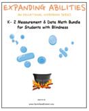 K- 2 Grade, CCS: Measurement/Data Bundle for Students with