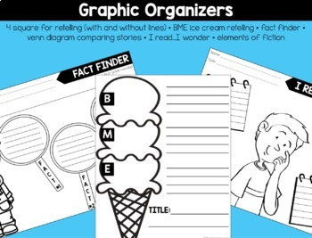 Guided Reading Binder and Anchor Charts