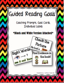 Guided Reading Goal Labels