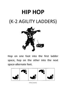 K-2 Hip-Hop (Agility Ladder)