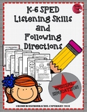 Listening and Following Directions