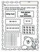 K - 2  Math Assessment + Activity + Manipulatives + Student Data 1.OA + 1.NBT