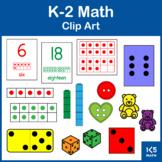 K-2 Math Clip Art