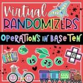 K-2 Math - Operations in  Base Ten Virtual Randomizer Vide