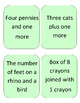 K-2 Mental Math Cards