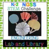 K-2 NGSS STEM Challenge: Paper Fans