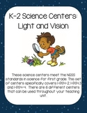 K-2 NGSS Science Centers: Light and Vision