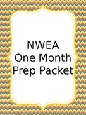 K-2 NWEA Primary Math One Month Prep Workbook