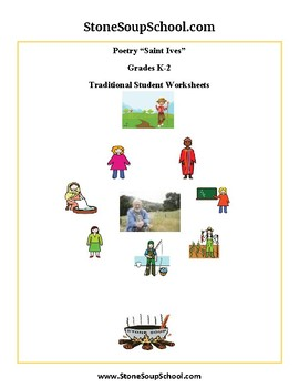 K - 2  Poetry - As I Was Going to St Ives - Poetry