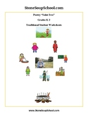K-2 Poetry - As I Was Going to St Ives - Traditional Students