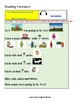 K - 2  Poetry - As I Was Going to St Ives for students Hard of Hearing