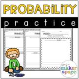 K-3 Probablity Practice