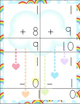 K-2 Rainbow Math Pack