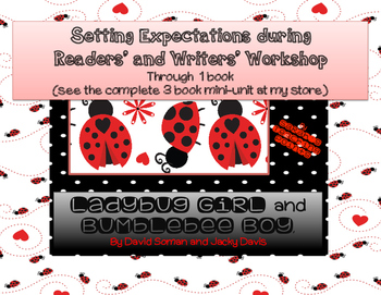 K-2 Readers' and Writers' Workshop: Ladybug Girl and Bumbl