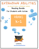 K-2 Reading Bundle for Students with Autism