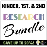 K-2 Research MEGA Bundle