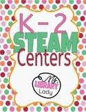 K-2 STEM/STEAM Centers