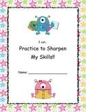 K-2 Skills Practice