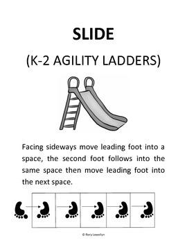K-2 Slide (Agility Ladder)