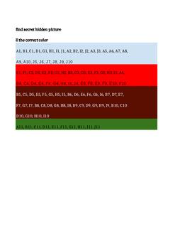 K-2 Spreadsheets Lesson