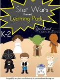 K-2 Star Wars Learning Pack