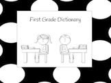 K-2 Student Dictionary